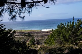 Montara Beach ocean views. [Photo by Dawn Page]