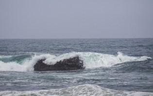Waves crashing at Garrapata State Beach. Dawn Page / CoastsideSlacking