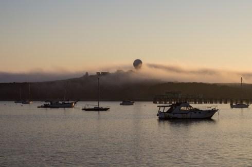 Pillar Point Harbor near Half Moon Bay. Dawn Page / CoastsideSlacking