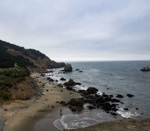 The Lands End, looking just like it. Dawn Page / CoastsideSlacking
