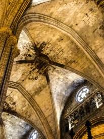 Barcelona Cathedral. Dawn Page / CoastsideSlacking