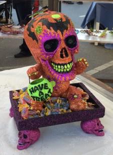 Arts and crafts at the 2017 Half Moon Bay Pumpkin Festival. Dawn Page / CoastsideSlacking