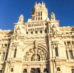 Ayuntamiento de Madrid, Spain. Dawn Page / CoastsideSlacking