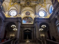 Royal Palace of Madrid, Spain. Dawn Page / CoastsideSlacking