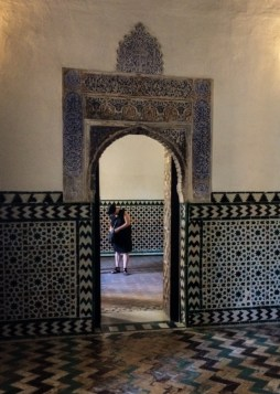 Alcazar palace in Seville. Andalusia, Spain. Dawn Page / CoastsideSlacking