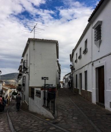 Zahara de la Sierra, Andalusia, Spain. Dawn Page / CoastsideSlacking