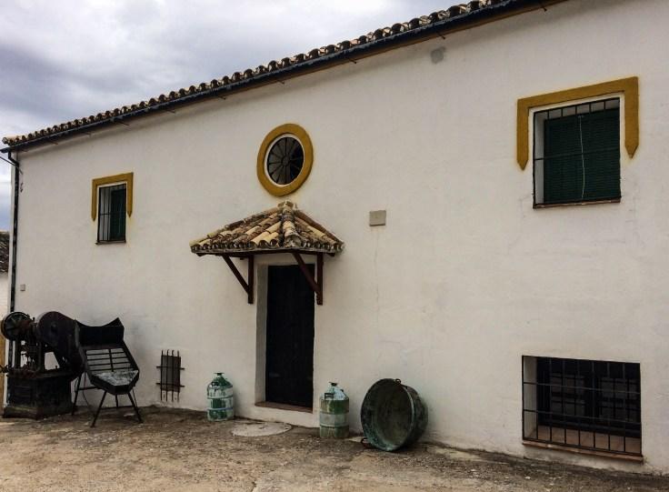 Molino el Vinculo has been pressing olive oil just outside of Zahara de la Sierra in Andalusia, Spain since 1755. Dawn Page / CoastsideSlacking