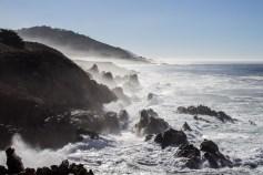 California coast near Big Sur. Dawn Page / CoastsideSlacking