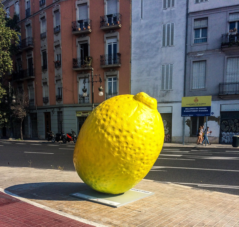 Valencia, Spain. Dawn Page / CoastsideSlacking