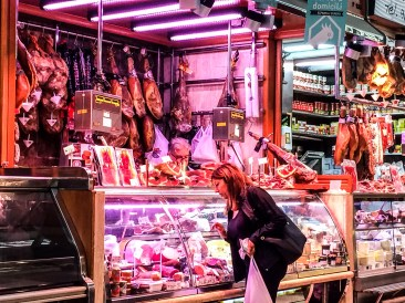 Mercat Central in Valencia, Spain. Dawn Page / CoastsideSlacking