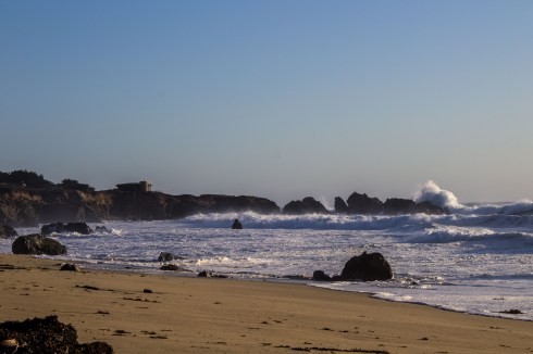 Garrapata Beach, Big Sur, CA. Dawn Page/CoastsideSlacking