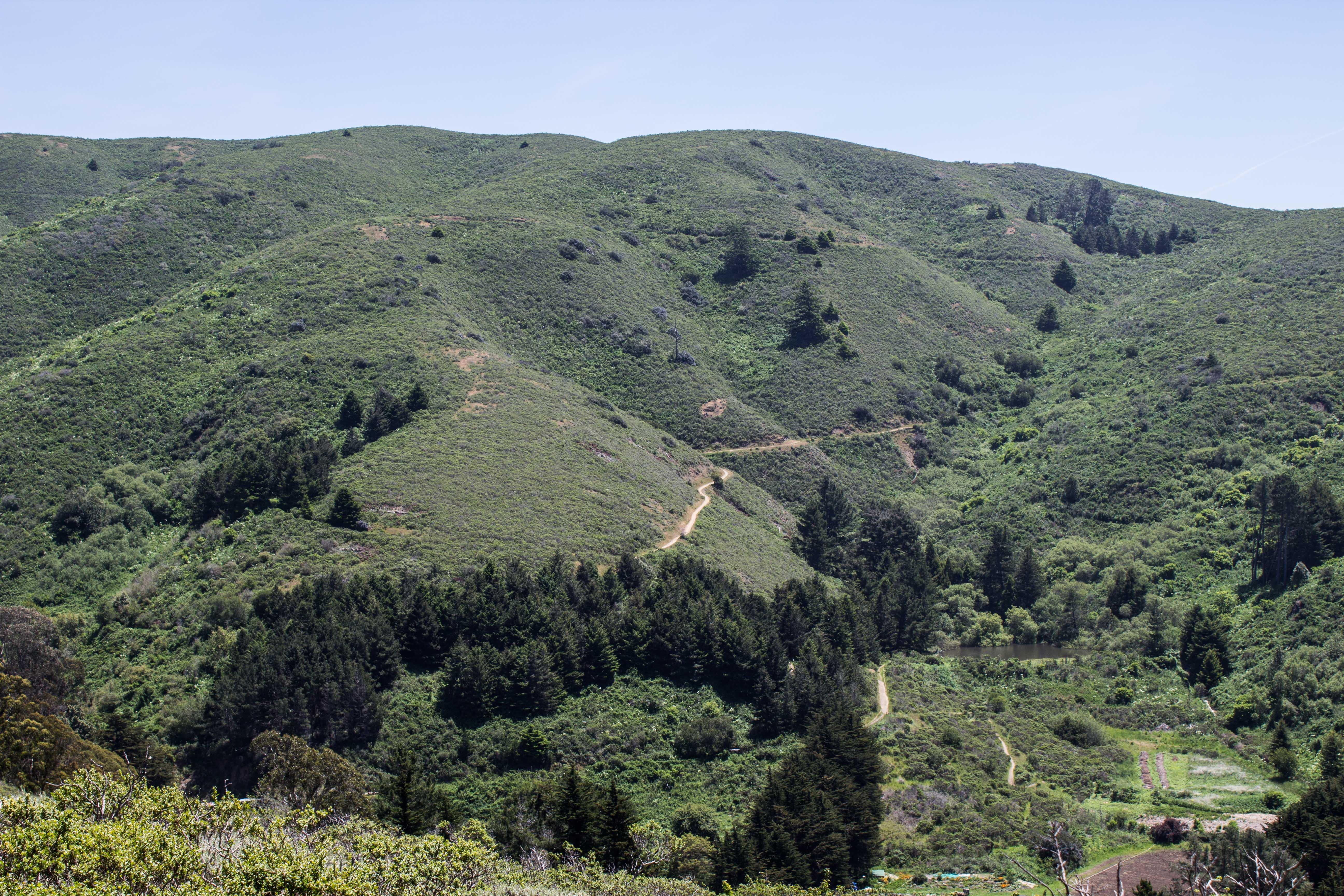 Golden Gate National Recreation Area. Dawn Page/Coastside Slacking