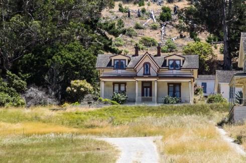 Camp Reynolds, Angel Island State Park. Dawn Page/CoastsideSlacking