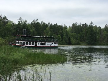 Lake Itasca steamboat landing at Fort Douglas. Dan Page/CoastsideSlacking