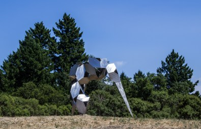 Aristus (1982), Bruce Beasley. Photograph by Dawn Page/Coastside Slacking