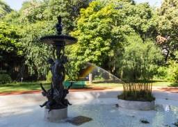Jardín Botánico Carlos Thays, Buenos Aries. Dawn Page/Coastsideslcking
