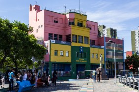 La Boca, Buenos Aries. Dawn Page/CoastsideSlacking