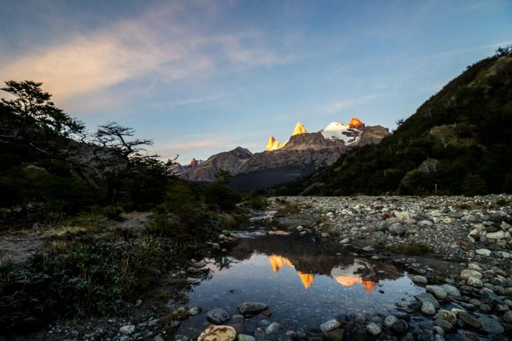 View from Hostería El Pilar. Dawn Page/CoastsideSlacking