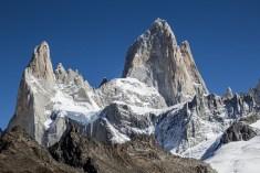 Mount Fitz Roy massif, Los Glaciares National Park, Argentina. Dawn Page/CoastsideSlacking