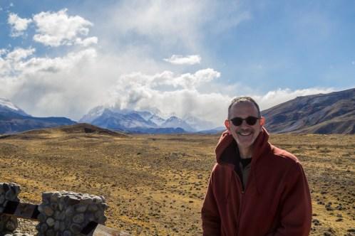 MontaraManDan in the Patagonian Desert. Dawn Page/CoastsideSlacking