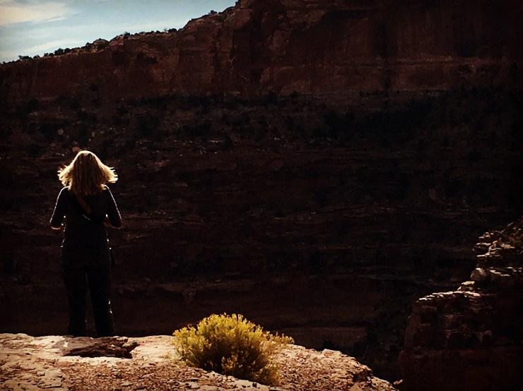 Canyonlands National Park Shafer Canyon Overlook CoastsideSlacking