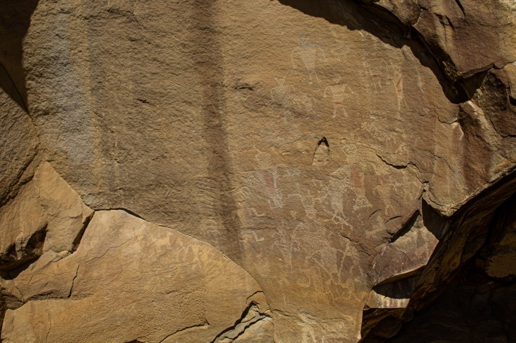 Fossil Discovery Trail. Dinosaur National Monument. Dawn Page/CoastsideSlacking