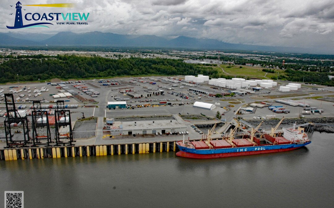 Port of Anchorage, Cook Inlet