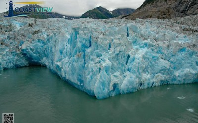 North Sawyer Glacier, Tracy Arm