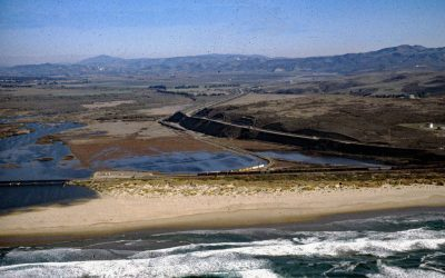 Surf Beach, Santa Ynez River Estuary