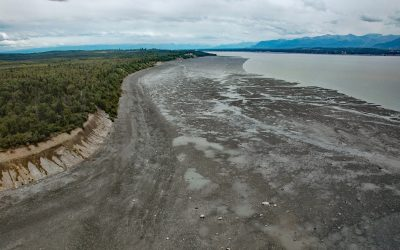 Point MacKenzie, Knik Arm