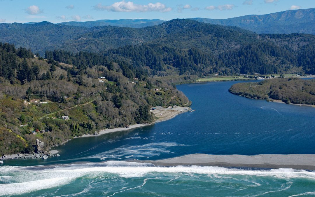 Klamath River, Requa