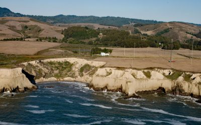 KFS High-Frequency Receiver, Half Moon Bay