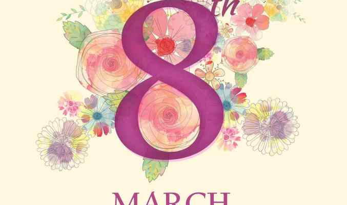 Image: flowers - Women's Day - March 2018 celebration at Coast Women in Business