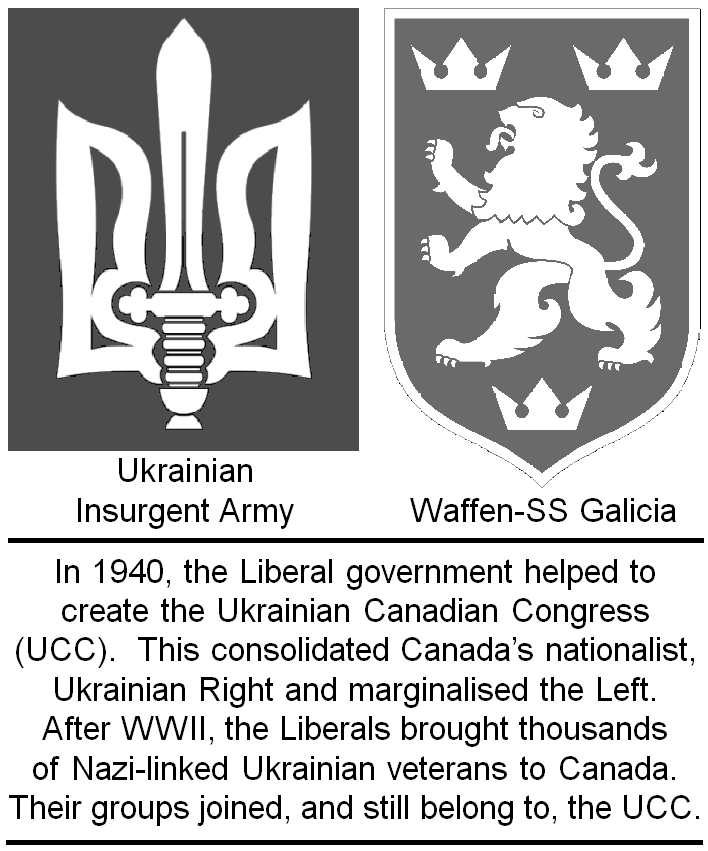 Image result for canada nazi ukraine