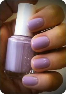 Lilac Nails 2