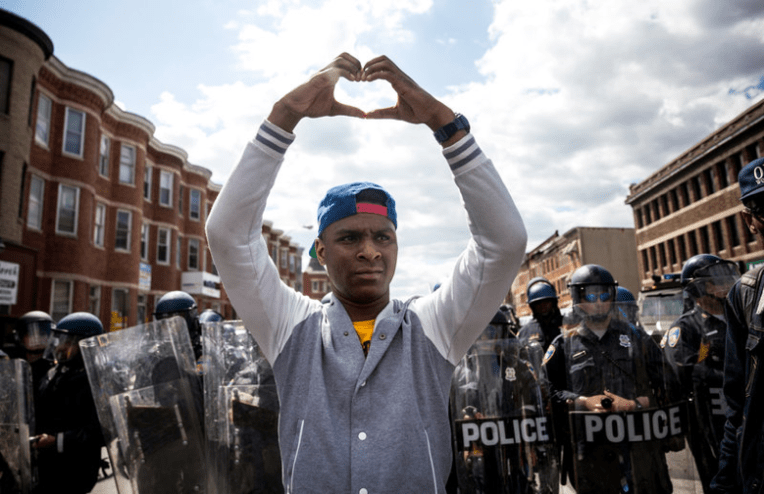 http://www.npr.org/2015/04/29/402971487/residents-disappointed-at-how-rioters-tore-up-baltimore