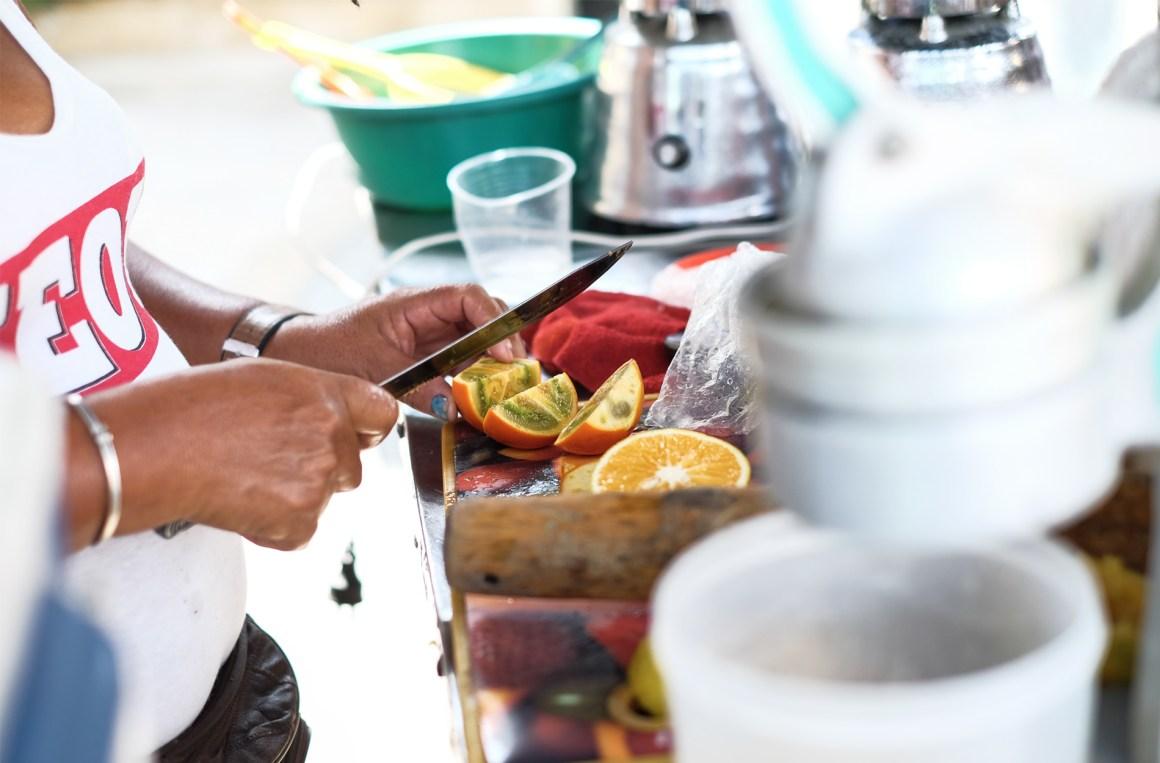 lulo fruit street photo juice