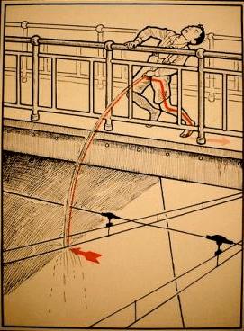 Orinar en las vías del Metro tiene consecuencias