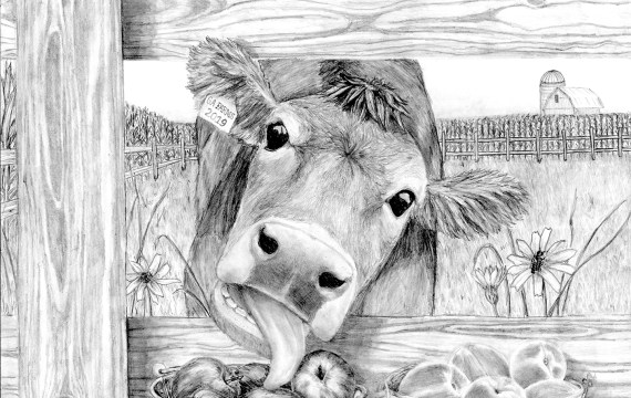 Cobb County Student Taylor Baxley Wins GFB Statewide High School Art Contest