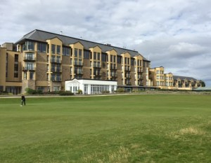 The Old Course Hotel at St. Andrews