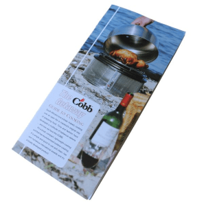 Cobb Getaway Recipe Book