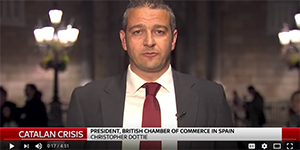 BCCS President on Sky News