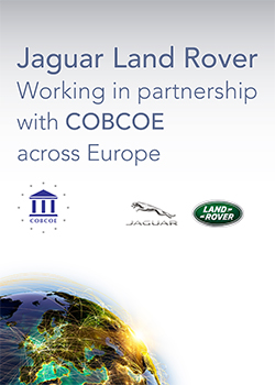 COBCOE Jaguar Land Rover Partnership showcase
