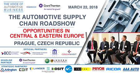Automotive Supply Chain Roadsho