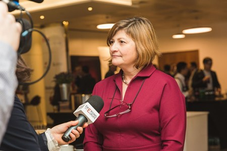 Anne-Marie Martin at Emerging Europe Outsourcing Conference