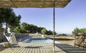 Cubierta invisible piscina