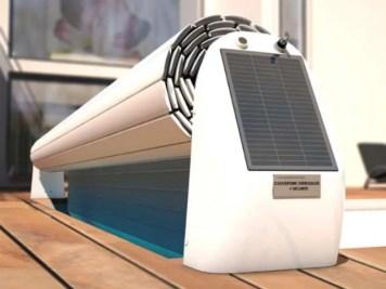 Opcionalmente alimentaremos el motor con placas solares