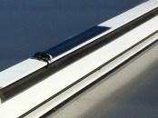 Motor solar cubierta.