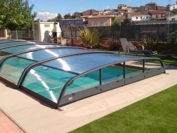 efecto invernadero en piscina
