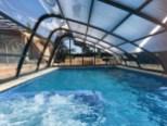 piscina cubierta todo el año